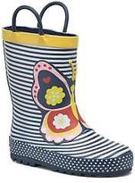 BeOnly Kids's Be Only Papilly Wellies Boots in Multicolor