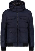 Tom Tailor Stan Winter Jacket Knitted Navy