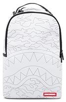 Sprayground Boys' Diy Shark Backpack