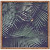 Deny Designs Rainforest Floor Large Square Tray