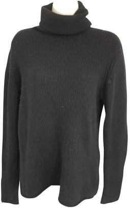 Donna Karan Black Cashmere Knitwear