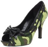 Funtasma Women's Soldier 03X GCF B Peep-Toe Pump