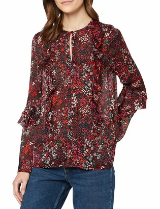 LK Bennett Women's Robin Long Sleeve Top
