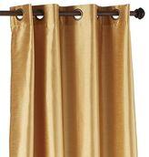 """Pier 1 Imports Hamilton Honey 96"""" Curtain"""