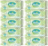 Pampers Natural Clean Baby Wipes