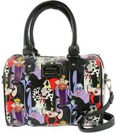 Loungefly Duffle Bag - Disney - Villians Pebble New Licensed wdtb0726