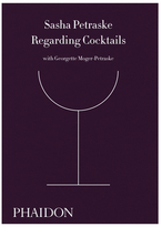Phaidon Regarding Cocktails