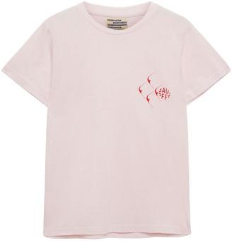 Baum und Pferdgarten Printed Organic Cotton-jersey T-shirt