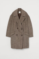 H&M Oversized wool-blend coat