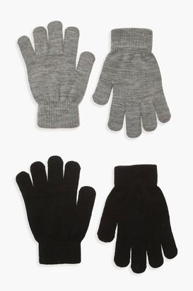 boohoo 2 Pack Magic Gloves