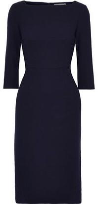 Goat Marcelle Wool-crepe Dress