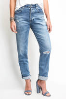 AG Jeans Sloan Straight Leg Jeans