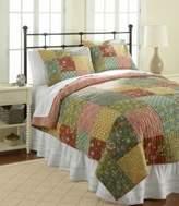 L.L. Bean L.L.Bean Floral Patchwork Quilt Collection
