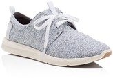 Toms Women's Del Rey Lace Up Sneakers