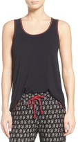 PJ Salvage Women's Lace Back Tank