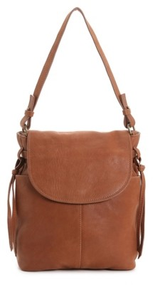 Lucky Brand Aery Leather Backpack