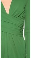 Issa Cross Front Dress