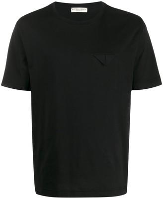 Bottega Veneta fold detail T-shirt