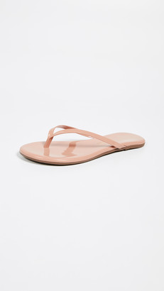 TKEES Foundations Gloss Flip Flops