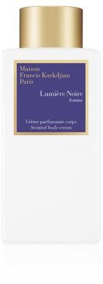 Francis Kurkdjian Lumiere Noire Body Cream