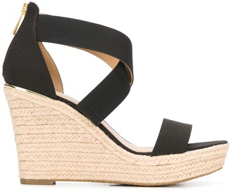 MICHAEL Michael Kors Espadrille Wedge Sandals