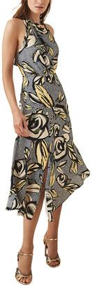 Reiss Rose Midi Dress