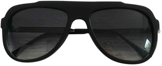 Thierry Lasry Black Plastic Sunglasses