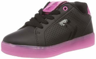 Geox J KOMMODOR GIRL A Girls' Low-Top Sneakers Trainers