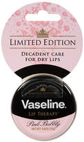 Vaseline Lip Therapy Hand & Body Lotion Tin Pink Bubbly