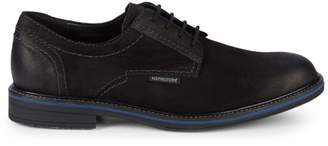 Mephisto Waino Suede Derby Shoes