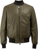 Drome reversible bomber jacket