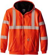 Carhartt Men's Big & Tall High Vis Class 3 Thermal Sweatshirt