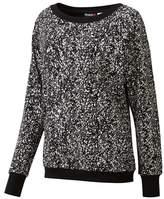 Reebok Women's Speckled Sweater