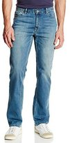 Calvin Klein Jeans Men's Straight Leg Smooth Cotton Jean (36X32, )
