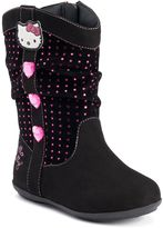 Hello Kitty Toddler Girls' Slouch Boots