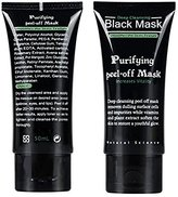 EFINNY Blackhead Remover Cream Deep Clean Purifying Peel Acne Black Mud Face Mask