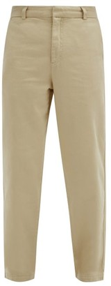 Another Aspect - Another Pants 2.0 Cotton-twill Chino Trousers - Light Beige