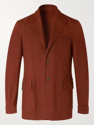 JAMES PURDEY & SONS Teba Unstructured Cashmere Blazer