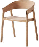 Muuto Cover Chair - Oak