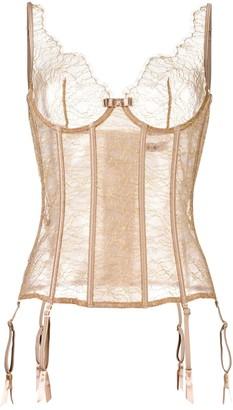 Maison Close 'Jardin Imperial' corset