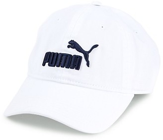 Puma Embroidered Logo Baseball Cap