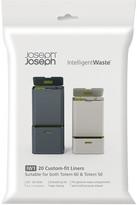Joseph Joseph 24-36 Litre Waste Liners - Pack of 20