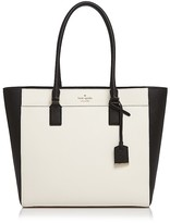 Kate Spade Havana Color Block Tote