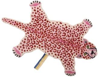 Doing Goods Large Leopard Rug
