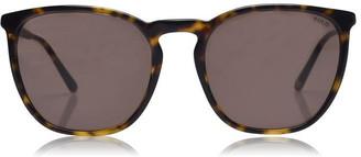 Oakley Black Crossrange Rectangle sunglasses