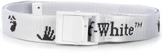 Off-White New Logo Industrial Belt