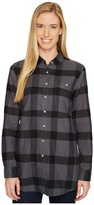 Mountain Hardwear Pt. Isabel Long Sleeve Tunic Women's Long Sleeve Button Up