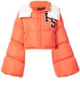 FENTY PUMA by Rihanna cropped puffer jacket