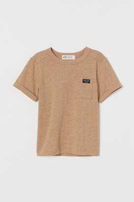 H&M T-shirt with Chest Pocket