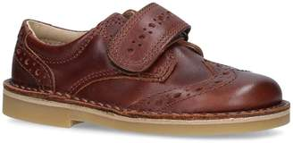 Start Rite Leather Ludo Brogues